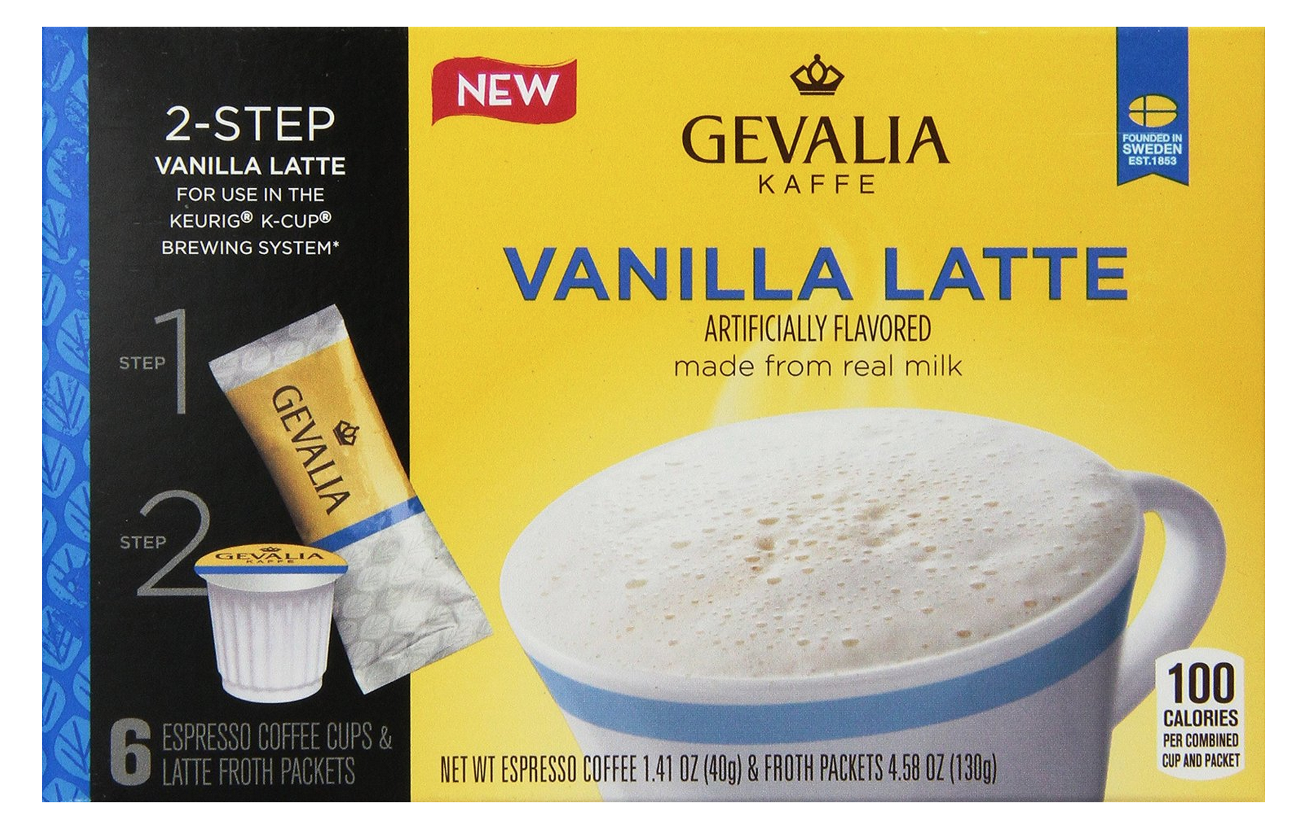 25% Off Coupon = Gevalia K-Cups Just 43¢ Each Shipped & Many More Coffee Deals!