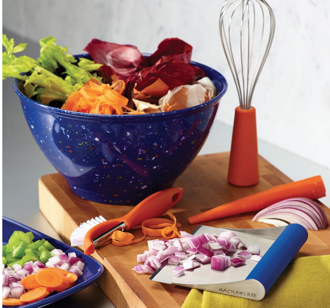Rachael Ray Tools Garbage Bowl with Non-Slip Rubber Base As Low As $11.76 (Reg. $40!)