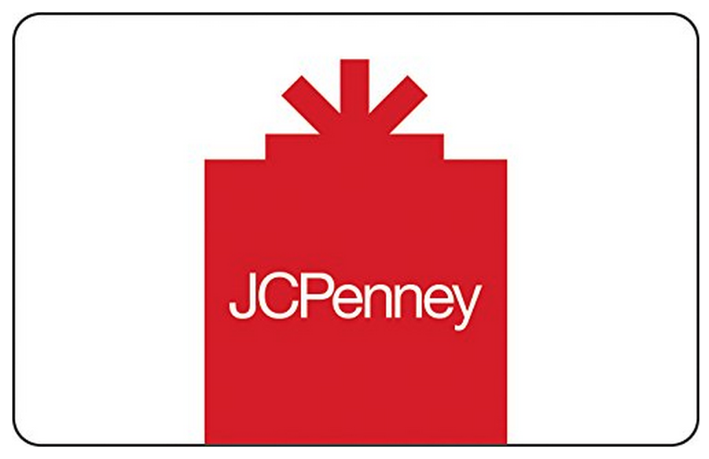 20% Off Select Gift Cards! T.G.I. Friday's, JCPenney, and More!