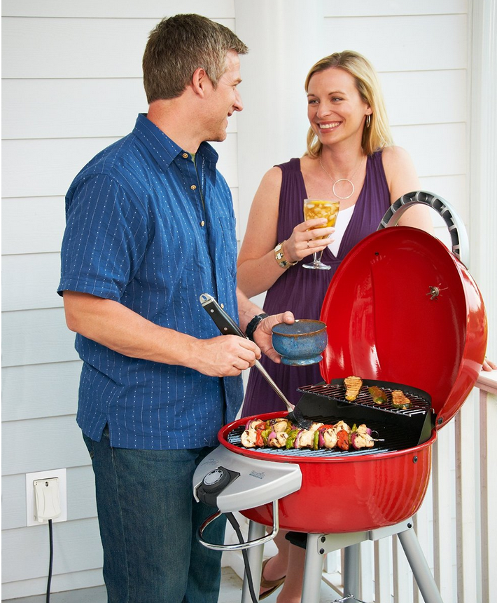 HOT! Up to 55% Off Select Charbroil Electric Grills! Prices Start at $89!