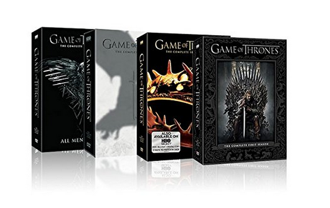 """HOT! 67% Off """"Game of Thrones: The Seasons 1-4 Collection!"""