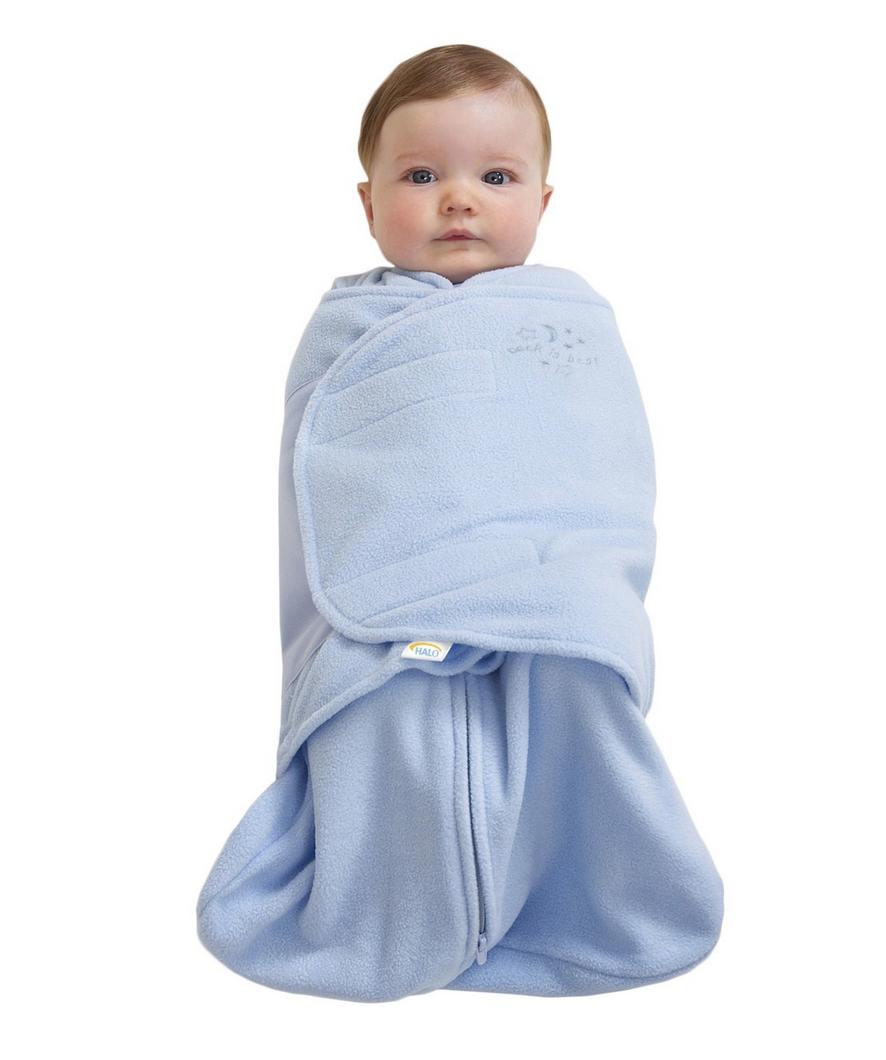 HALO SleepSack Micro-Fleece Swaddle Only $15.43 (Reg. $25.99!)