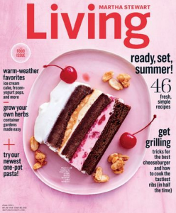 Score a FREE Martha Stewart Living Magazine subscription.