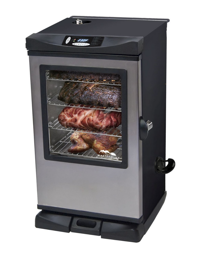 Masterbuilt Front Controller Electric Smoker and RF Controller Only $264 (Reg. $399.95!)