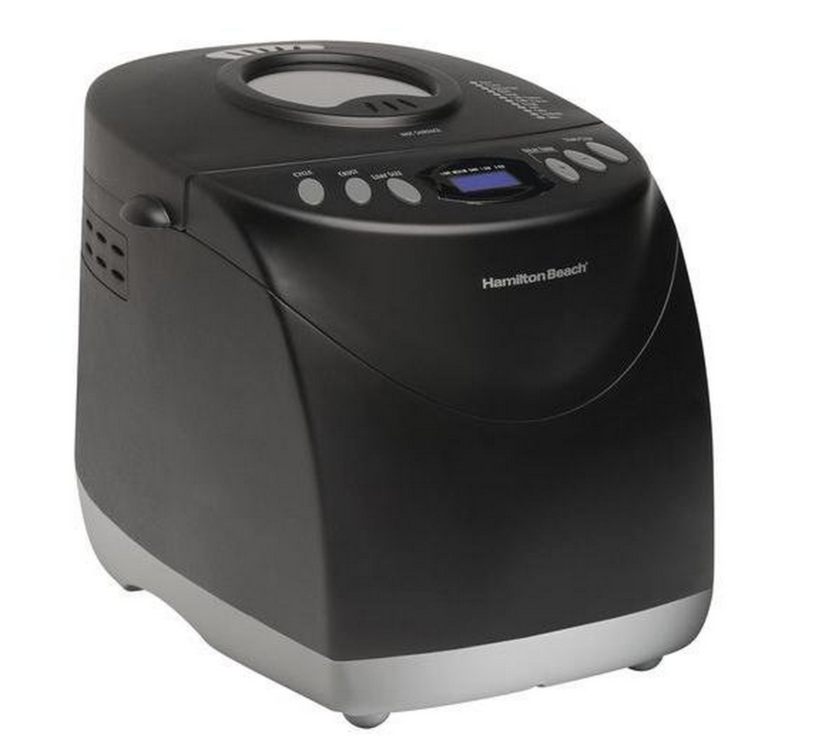 Highly Rated Hamilton Beach HomeBaker Breadmaker Only $53.99 Shipped!