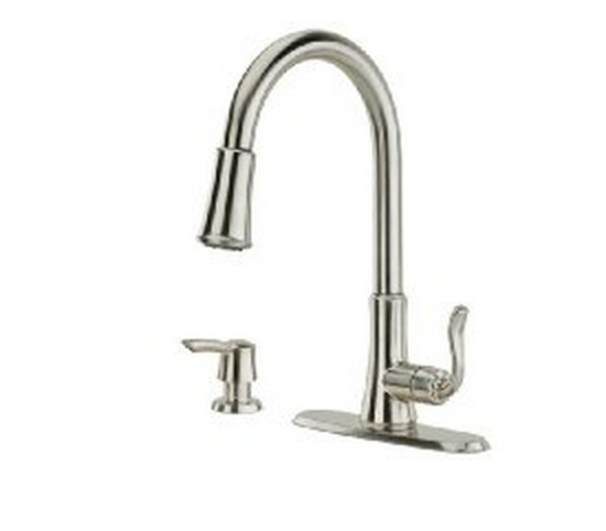 Up to 67% Off Select Pfister Kitchen Faucets!