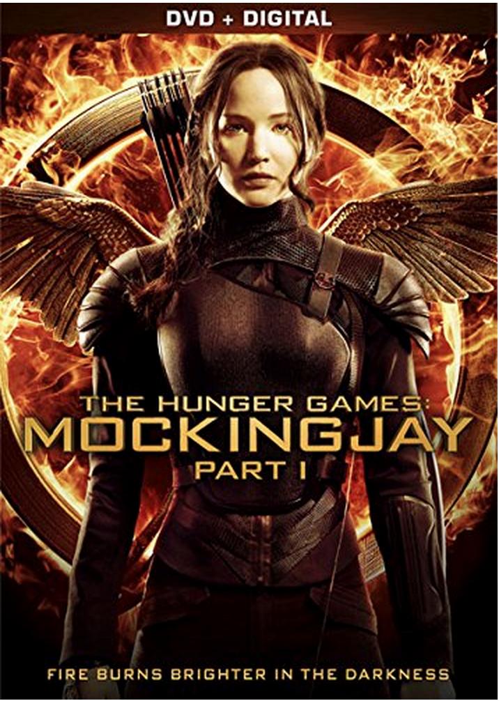The Hunger Games: Mockingjay – Part 1 (DVD + Digital Copy) Only $12.96 (Reg. $29.95!)