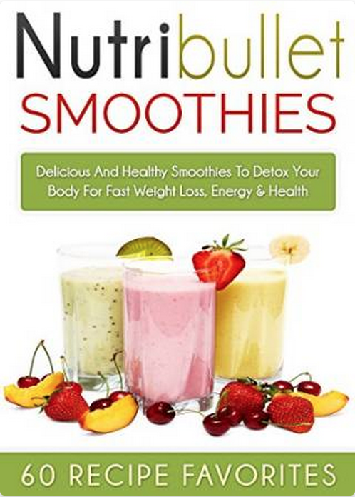 10 Free eBooks: Nutribullet Smoothies, The Pursuit of God, and More!