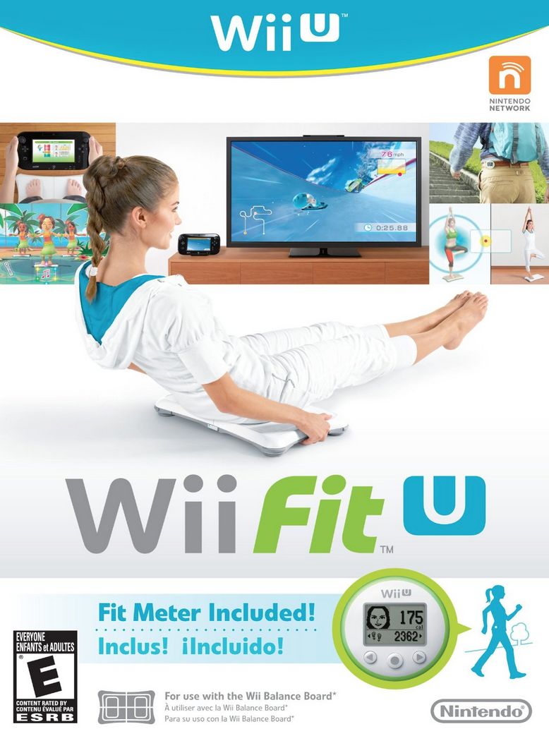 Wii Fit U w/Fit Meter – Wii U Only $19.99 (Reg. $49.99!)
