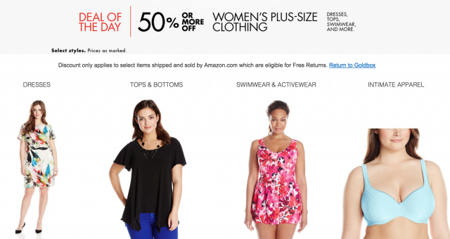 HOT! 50% or More Off Women\'s Plus-Size Clothing! Prices ...