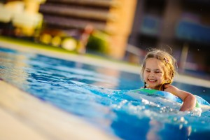 Want more pool days this summer? Try using solar power!