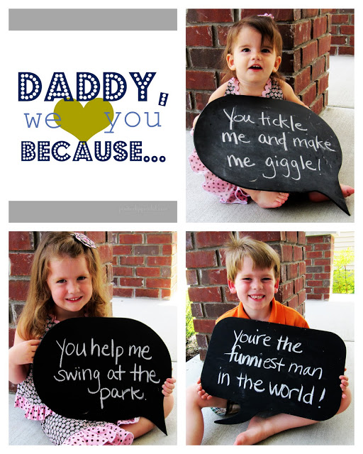 Homemade & DIY Father's Day Gifts That Dad Will Love