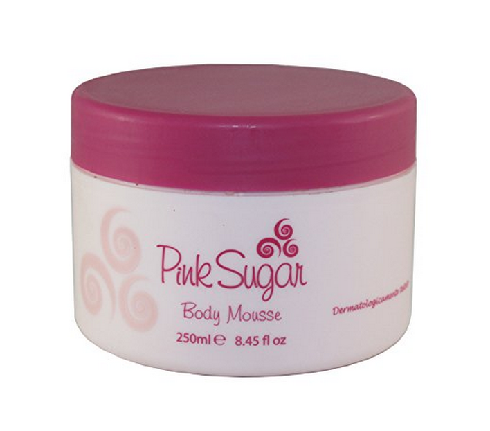 Pink Sugar Body Mousse Only $15 (Reg. $30!)
