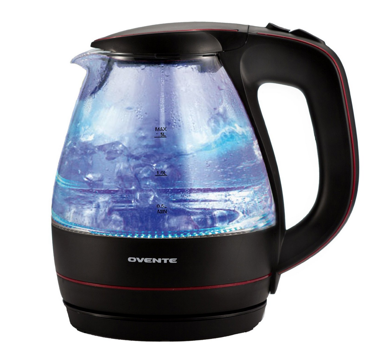 Ovente Glass Electric Kettle Only $24.99 (Reg. $49.99!) – Lowest Price!