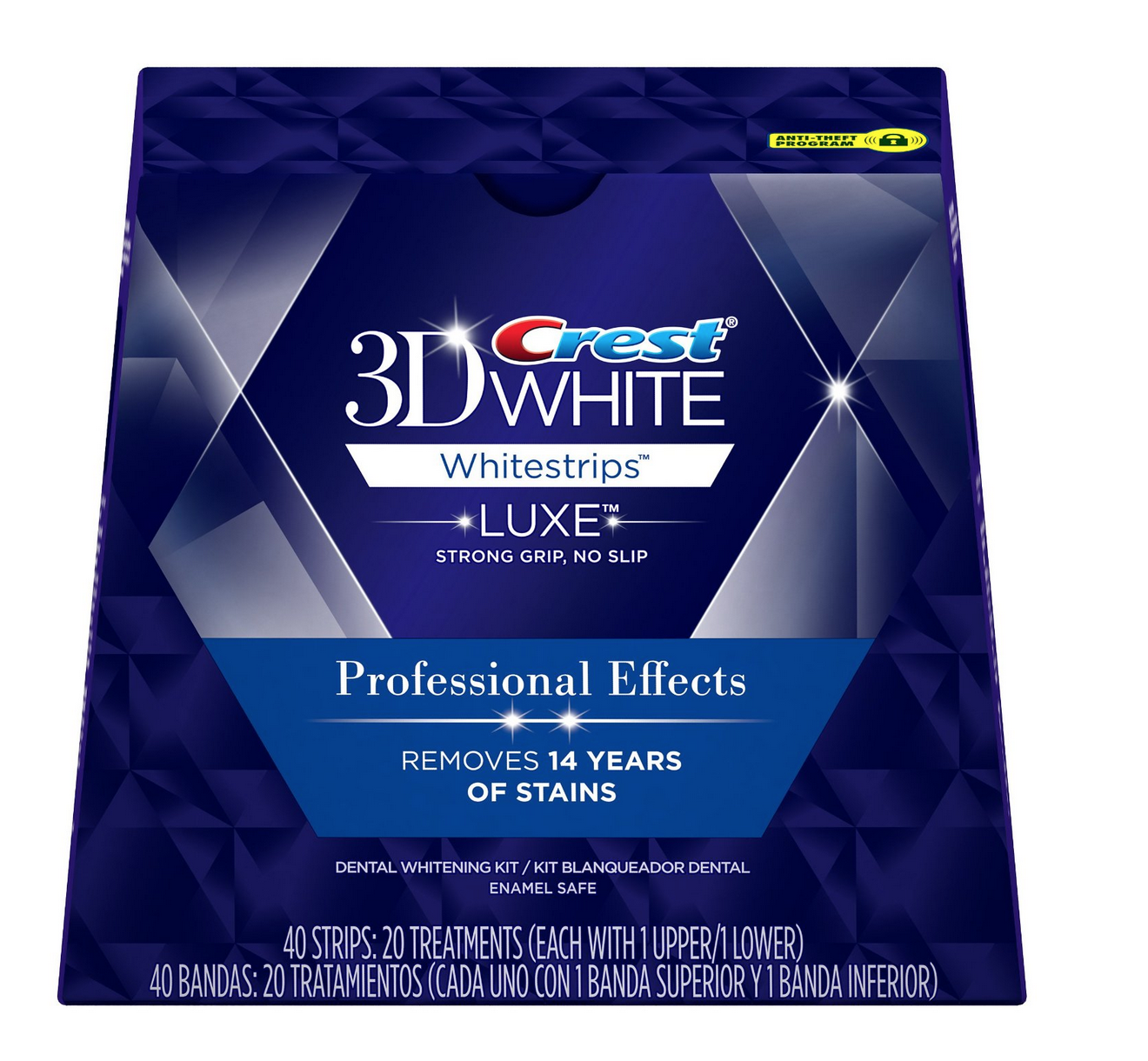 Crest 3D White Luxe Whitestrips Professional Effects Only $33.60 (Reg. $47.49!)