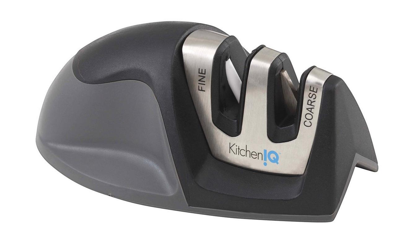 KitchenIQ Edge Grip 2 Stage Knife Sharpener Only $5.99 (Reg. $10.99!)