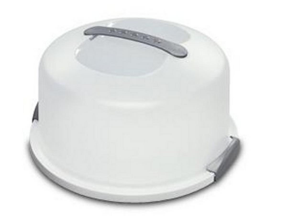 Sterilite Cake Server, White Only $13.45 (Reg. $19.99!)