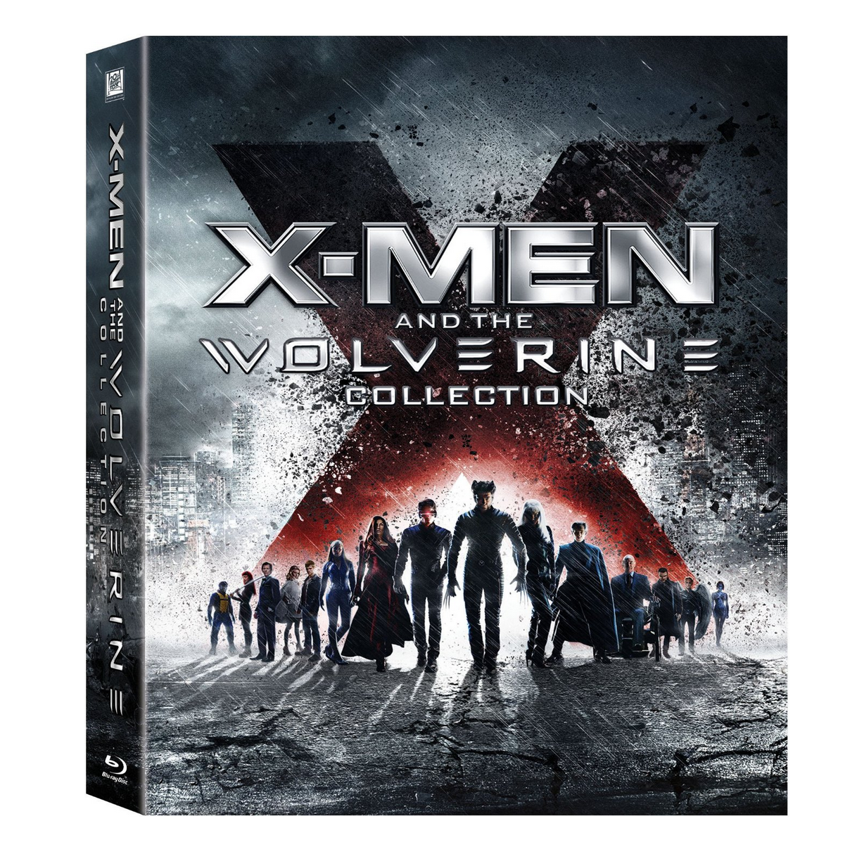 X-Men and the Wolverine Collection (Blu-Ray)  Only $21.99 (Reg. $69.99!)