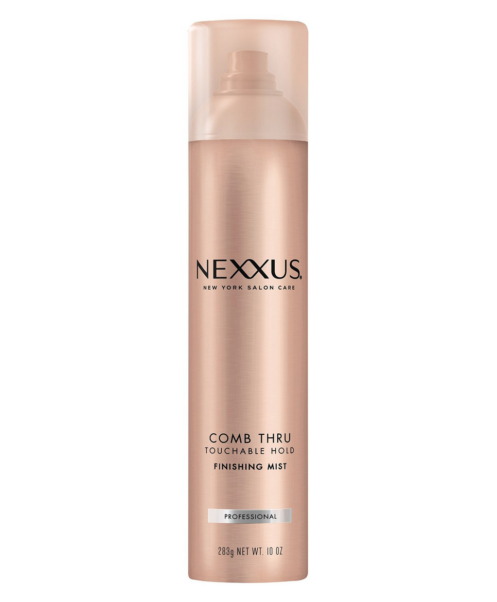 Nexxus New York Salon Care Comb Thru Touchable Hold Finishing Spray Only $7.19!
