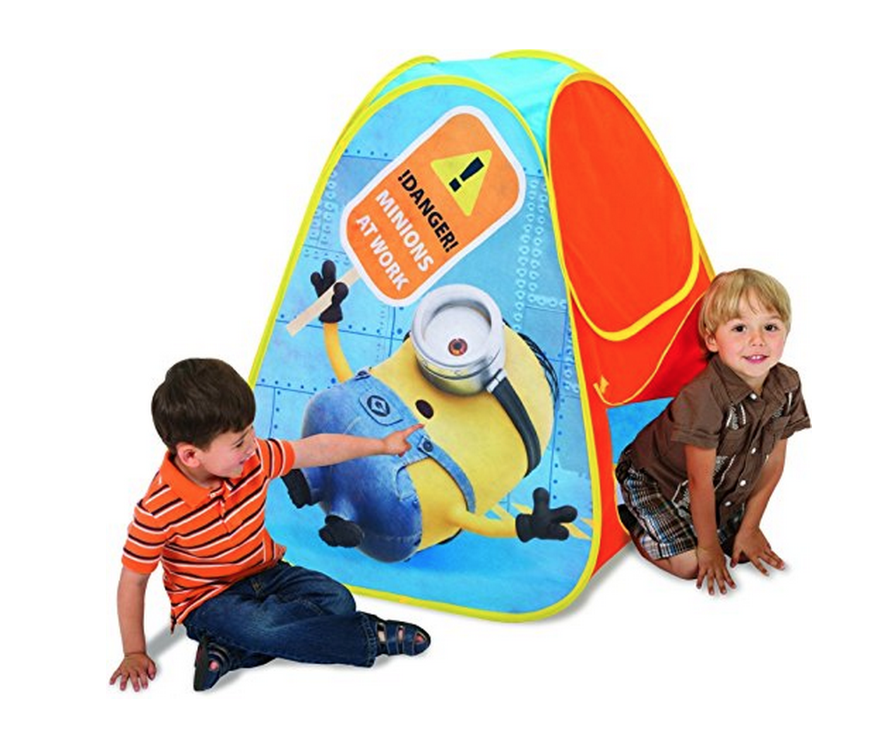 Playhut Despicable Me Minions Classic Hideaway Only $7.05 (Reg. $14.99!)