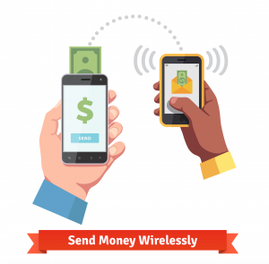Here are the best apps for sending money. Via Shutterstock.