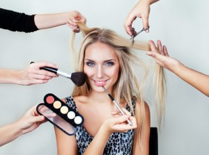 How much do you spend on beauty products? Via Shutterstock.