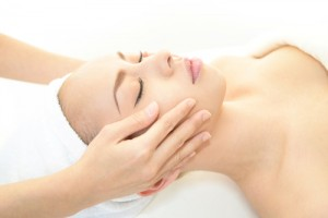 Spa facial via shutterstock