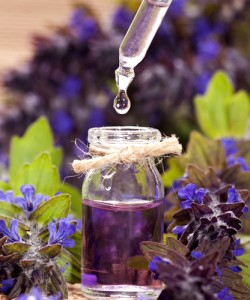 Snag a FREE essential oil sample today! Via Shutterstock.