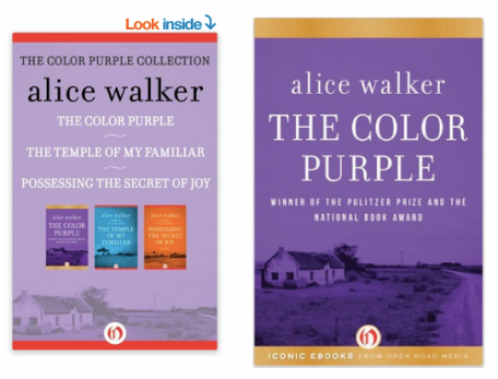 The Color Purple Collection Kindle Edition by Alice Walker Only 17 ...
