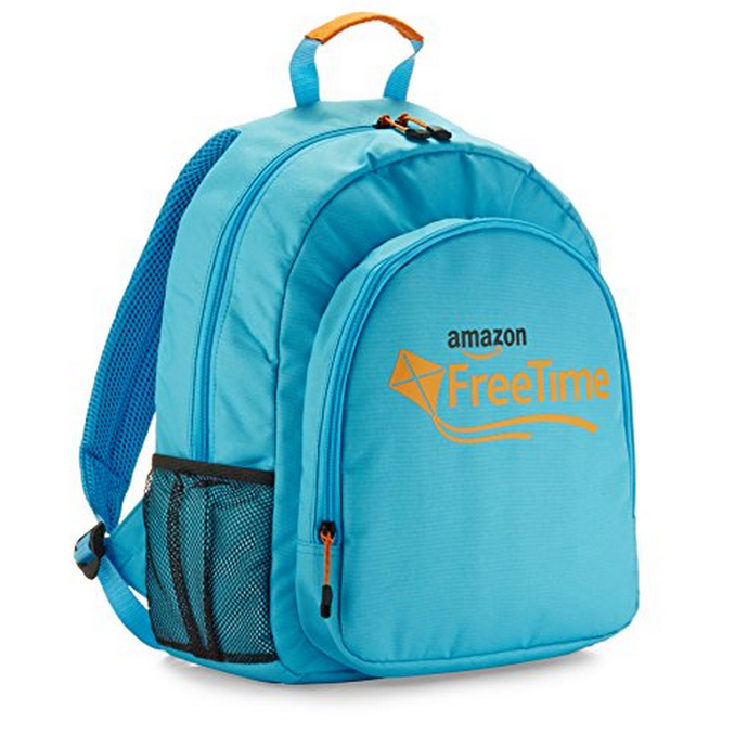 40% Off Amazon FreeTime Kids Backpacks!
