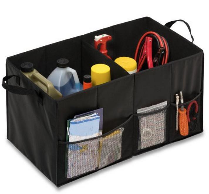 Honey-Can-Do Folding Trunk Organizer Only $9.76 (Reg. $16.99!)