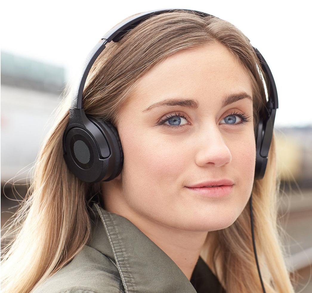 AmazonBasics On-Ear Headphones Only $11.99 (Reg. $16.99!)