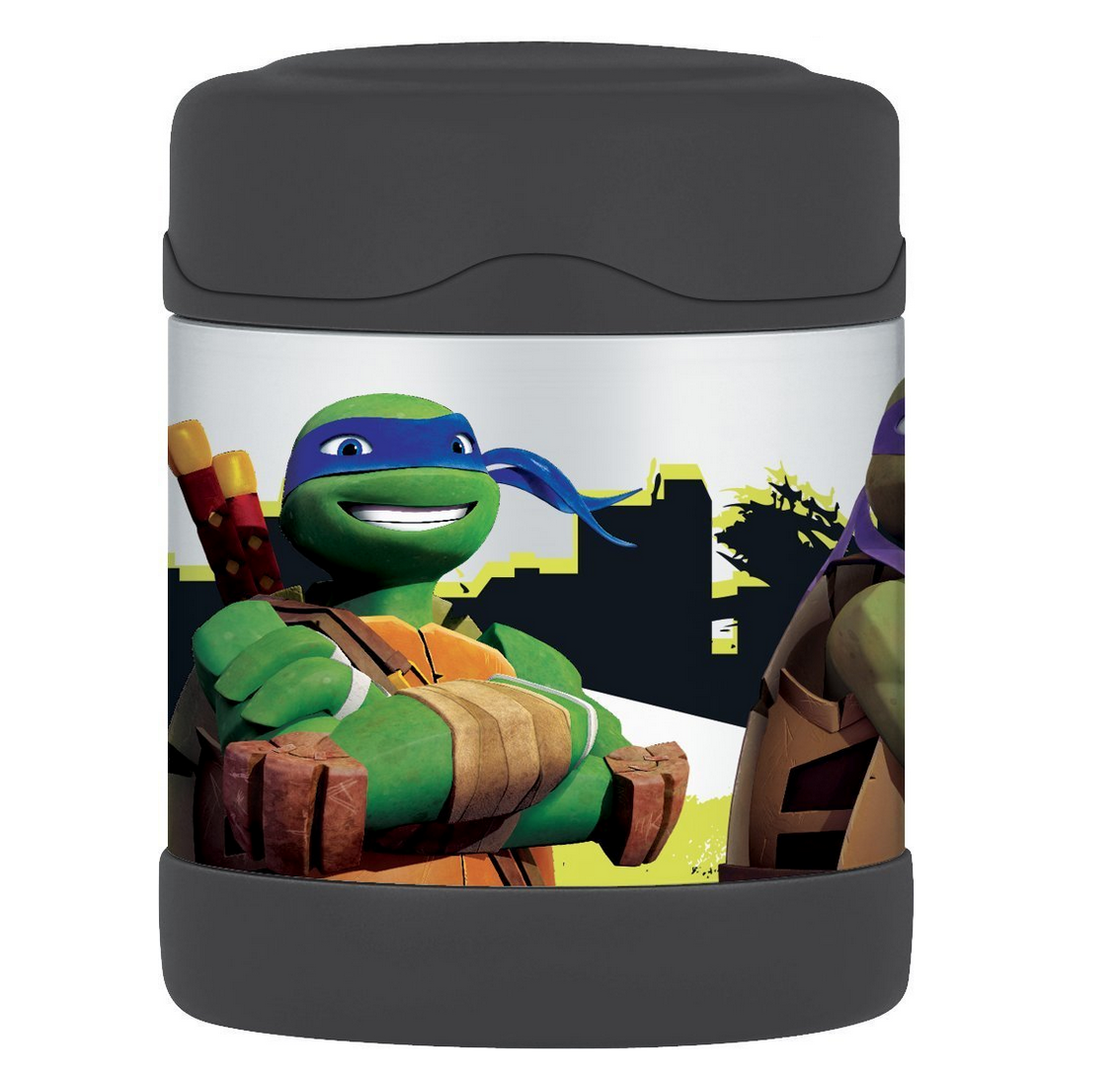 Teenage Mutant Ninja Turtle Thermos Funtainer Only $12.99 (Reg. $17.99!)