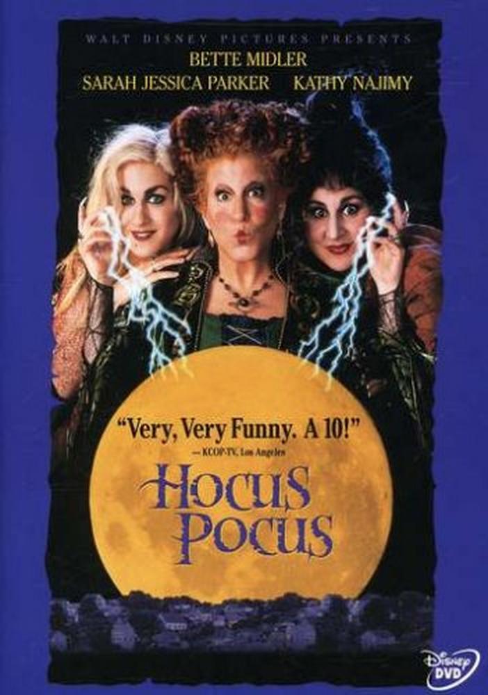 Hocus Pocus DVD Only $4.99 (reg. $14.99!)