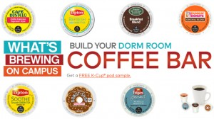 Snag a FREE K-Cup sample pack from Walmart!