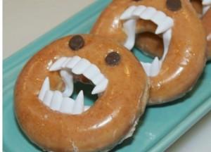 Vicious donuts!
