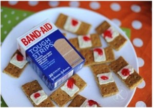 Band-Aid Snacks