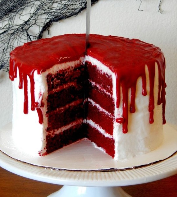 What Icing Do You Put On Red Velvet Cake