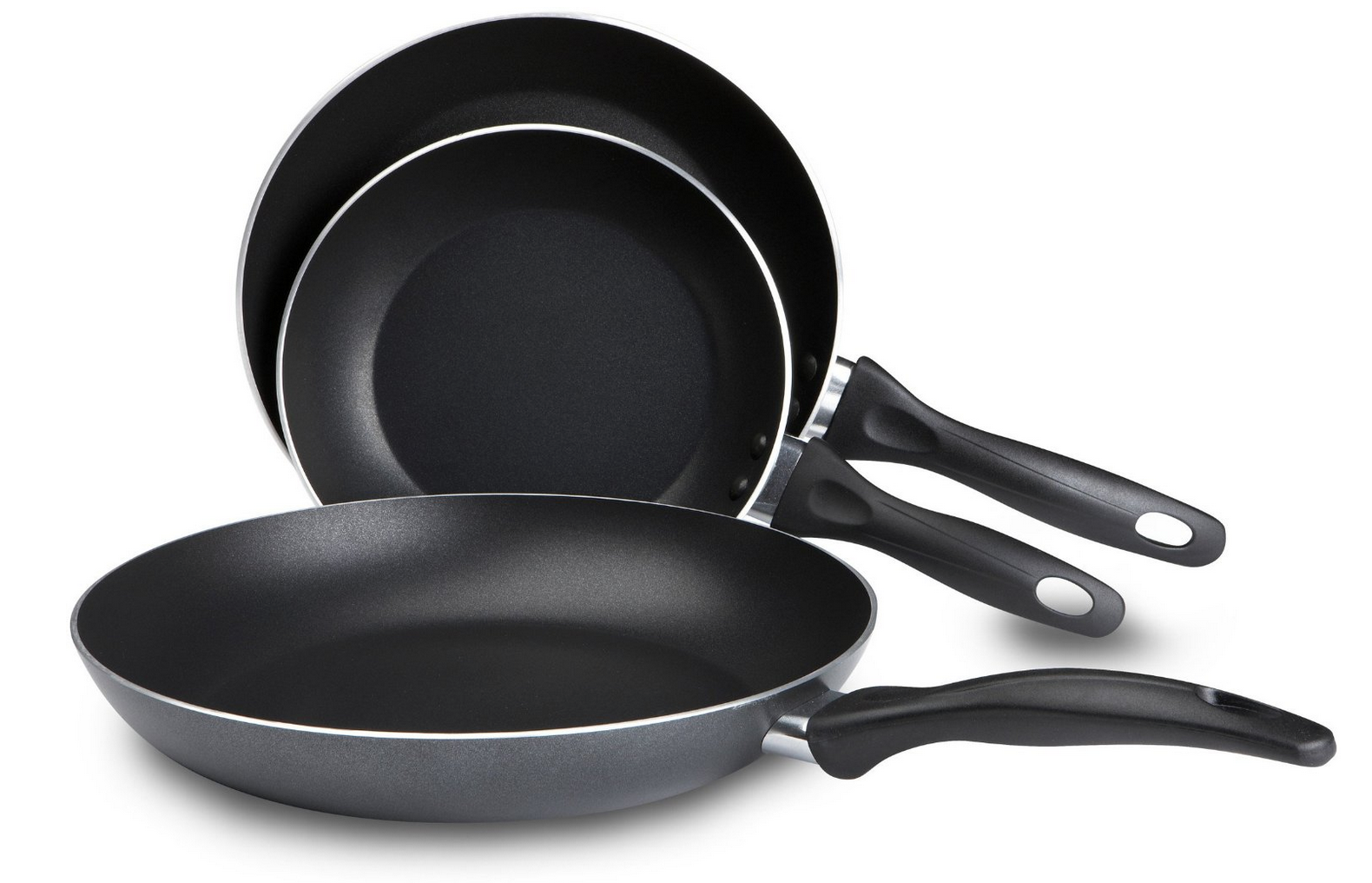 T-fal Nonstick 8-Inch, 9.5-Inch, 11-Inch Fry Pan Cookware Set Only $15.51 (Reg. $29.99!)