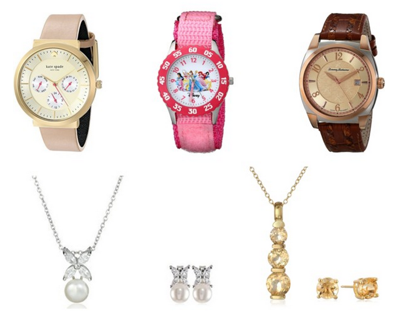HOT! Extra 25% Off Already Reduced Jewelry and Watches (Timex, Betsey Johnson, and More!)