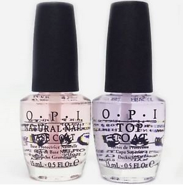 OPI Natural Nail Base Coat & Top Coat Combo Only $6.10 (Reg. $12.50!)