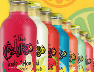 Score a FREE Calypso Lemonade today. Yum!