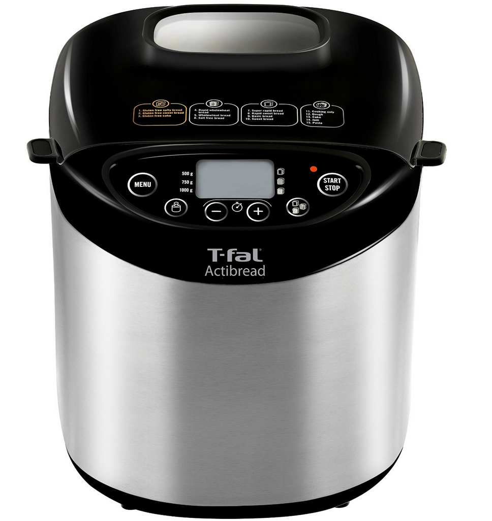 TODAY ONLY! 67% Off T-fal ActiBread Programmable Bread Machine!