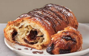 Grab a FREE Mini Chocolate Croissant at Au Bon Pain today!