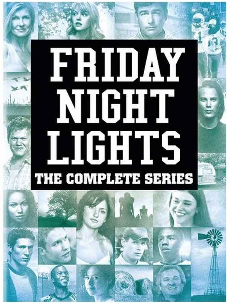 64% Off Friday Night Lights: The Complete Series DVD Collection!