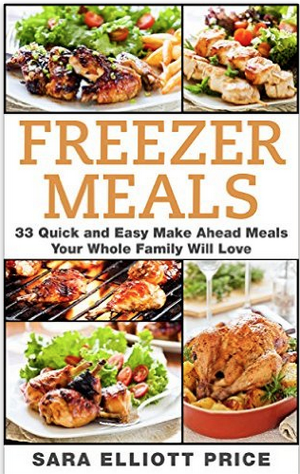 12 FREE eBooks: Freezer Meals, Chemical-Free Cleaning, and More!