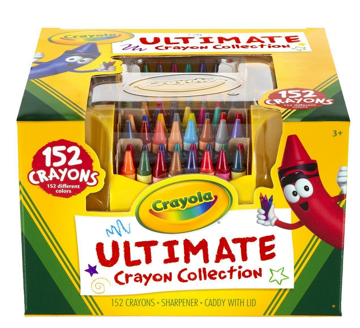 Today Only 40% Off Select Crayola Products!