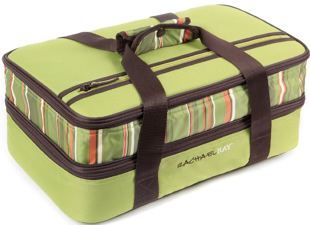 Rachael Ray Expandable Lasagna Lugger Only $20.83 – Lowest Price!