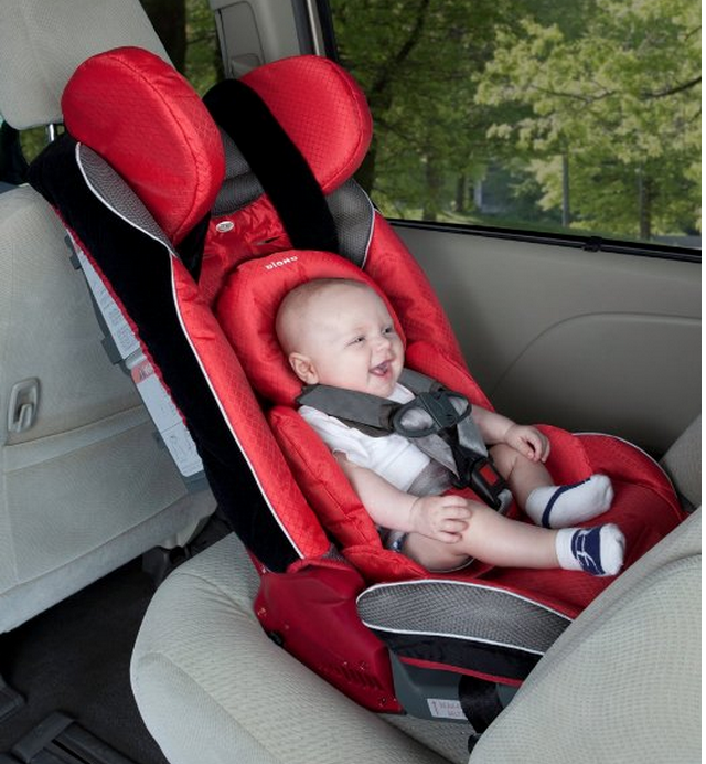 Amazon Prime Members: Diono Radian RXT Convertible Car Seat Only $199.99 Shipped (Reg. $359.99!)
