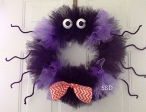 Monster Wreath by Baby Rabies